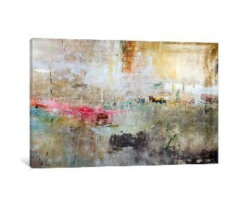 Trent Austin Design Rain Clouds Print Canvas