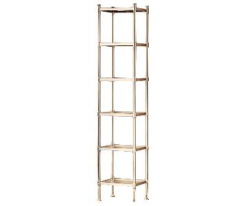 Restoration Hardware Newbury Bathroom Etagere