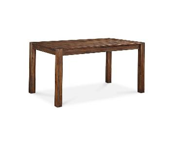 Macy's Dining Room Table w/ 1 Bench