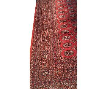 Karastan Samovar Bokhara Pattern Wool Rug