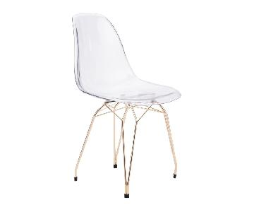 Zuo Shadow Dining Chairs