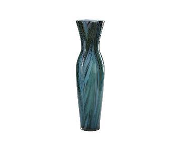 Cyan Design Peacock Feather Vase