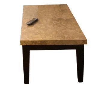 Bob's Faux Granite Coffee Table