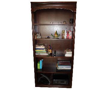 4 Shelf Wood Bookcase/Storage Unit
