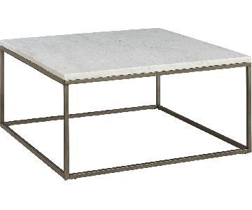 Louisa Marble Coffee Table