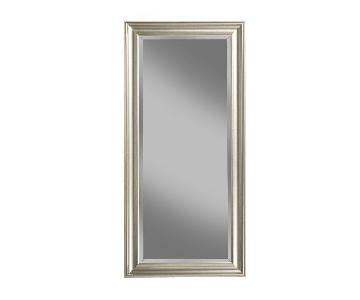 Northcutt Extra Large Full-Length Mirror w/ Silver Frame