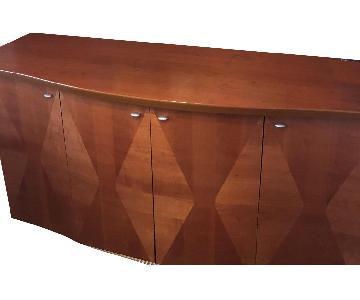 Seaman's Furniture Wood Sideboard