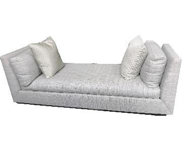 Donghia Fifth Avenue Chaise/Daybed