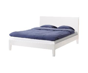 Ikea Nordli Queen Bed Frame