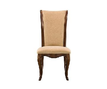 Raymour & Flanigan Keira Dining Chairs