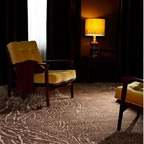 Used Alexander McQueen Feathers Silk Area Rug for sale on AptDeco