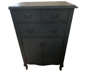Pottery Barn Lucia Mini Tallboy Dresser