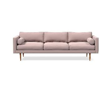 West Elm Monroe Mid-Century Grand Sofa