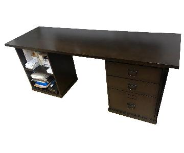 Pottery Barn Modified Bedford Desk