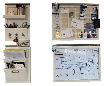 Pottery Barn Daily System/Modular Wall Organization