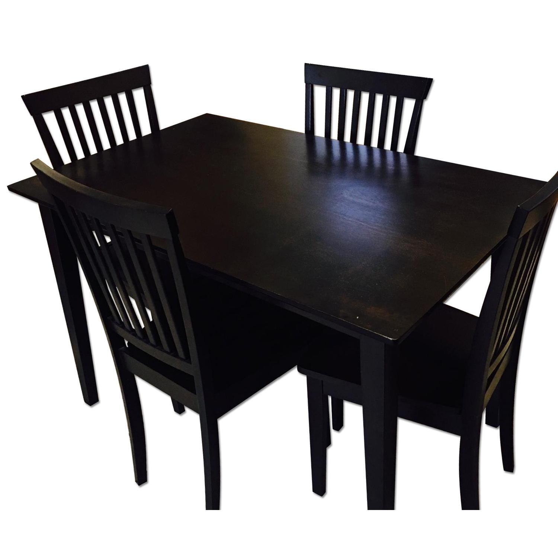 Coaster Fine Furniture 5 Piece Dining Set Aptdeco