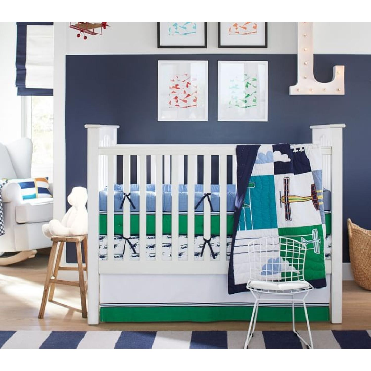 Pottery Barn Kids Rugby Area Rug-1