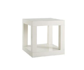 West Elm Parsons End Table