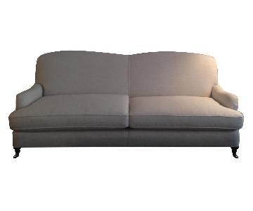 Mitchell Gold & Bob Williams London Sofa in Ecru