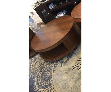 Raymour & Flanigan Tessa Modern Coffee Table