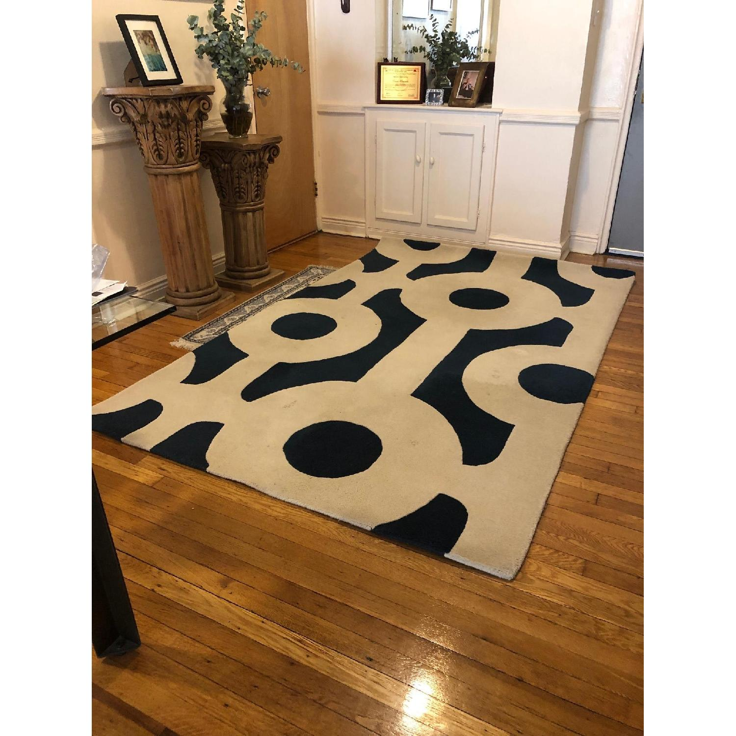 CB2 Roundabout Area Rug-0