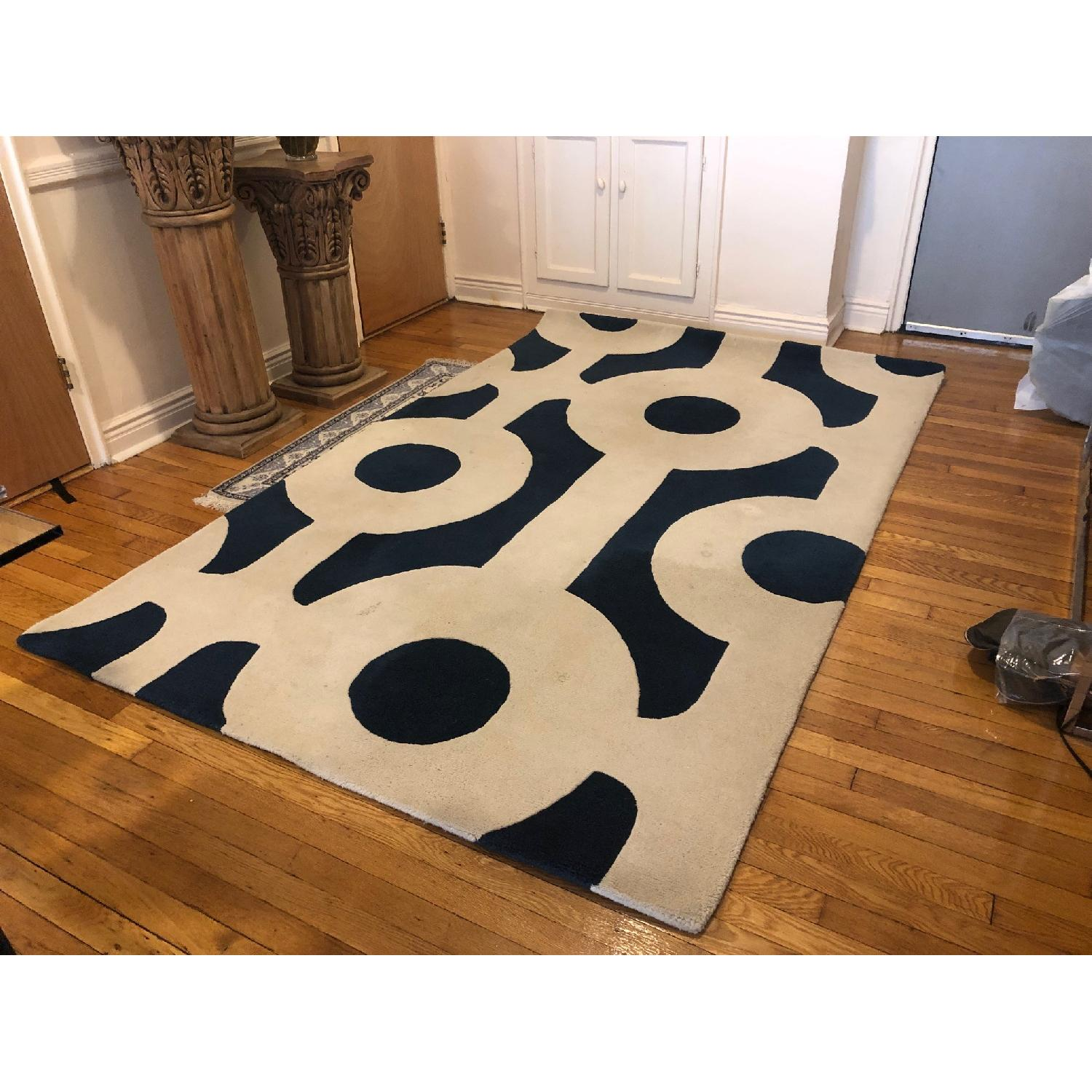 CB2 Roundabout Area Rug-1