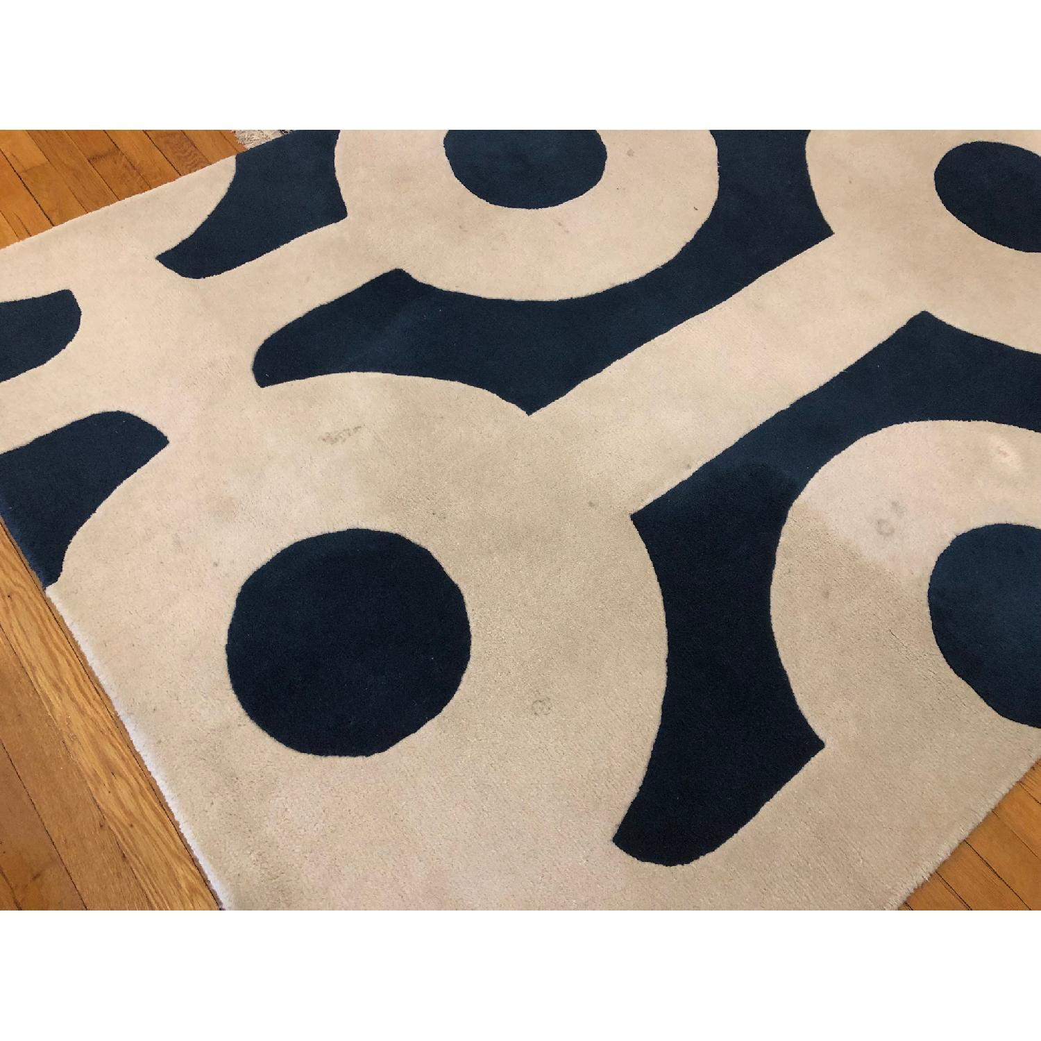 CB2 Roundabout Area Rug-2