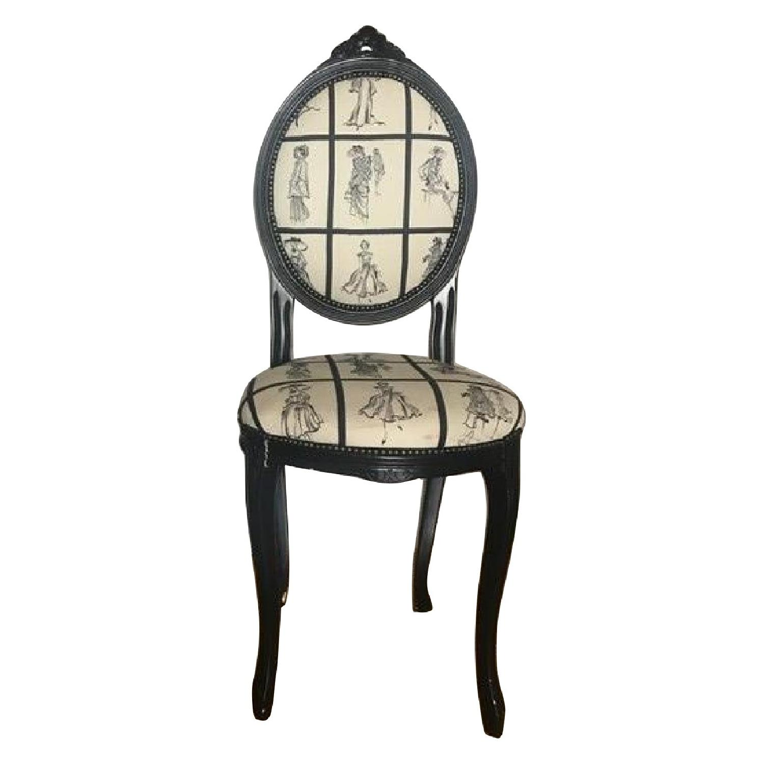 Antique Custom French Chair