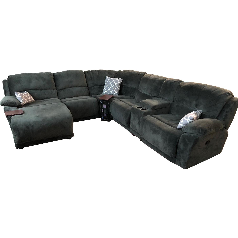 6-Piece Sectional Sofa