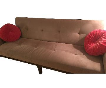 West Elm Sleeper Sofa