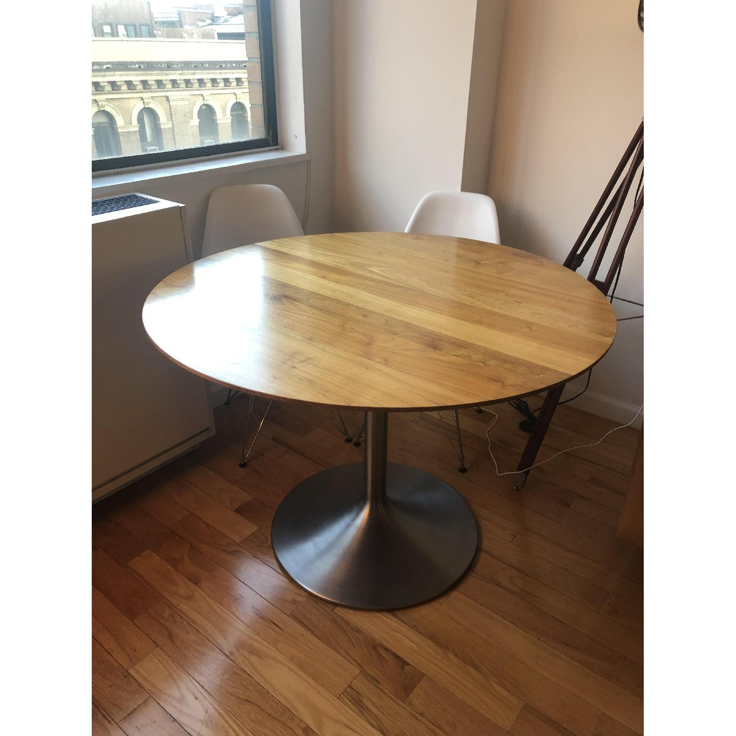 Room & Board Aria Round Dining Table-1