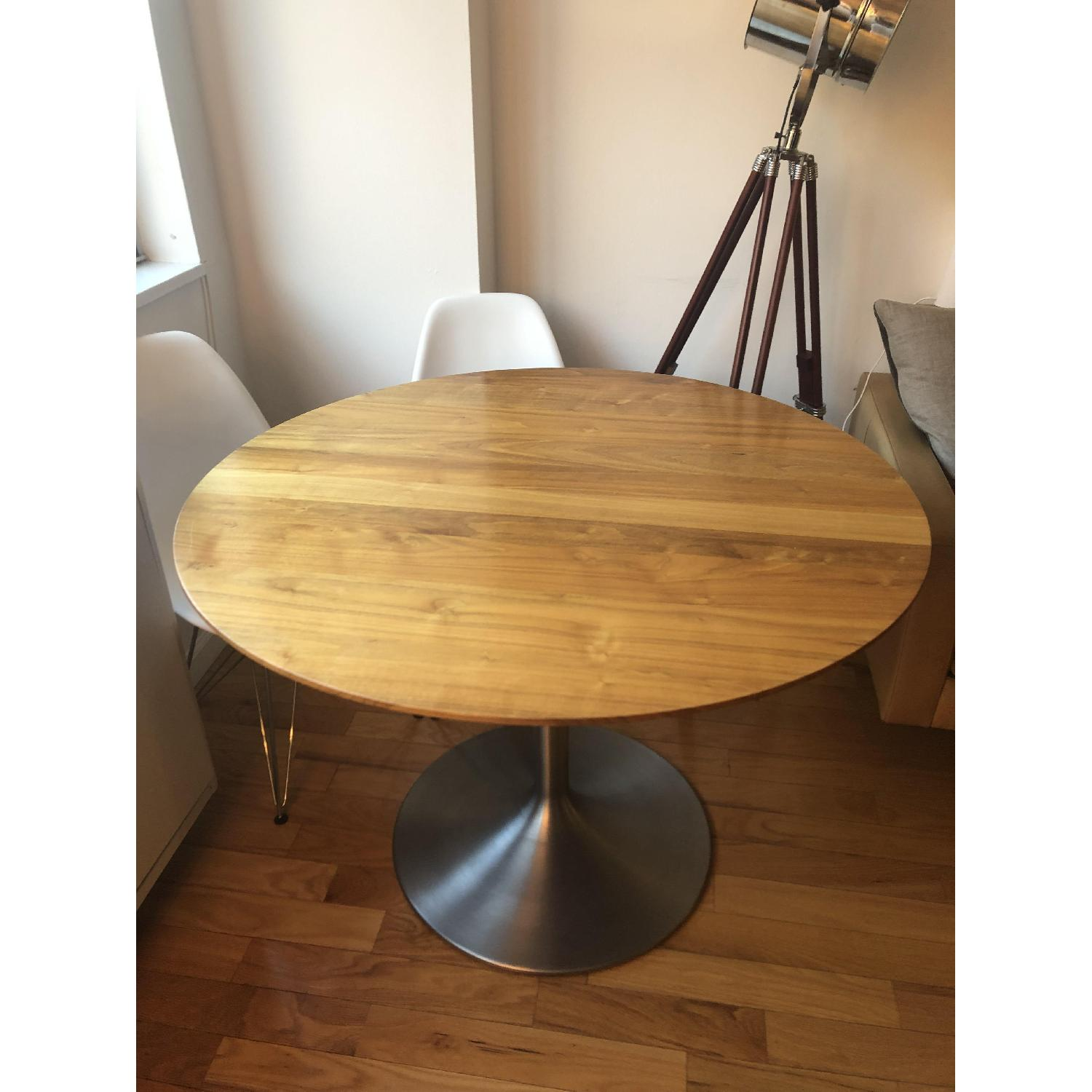 Room & Board Aria Round Dining Table-3