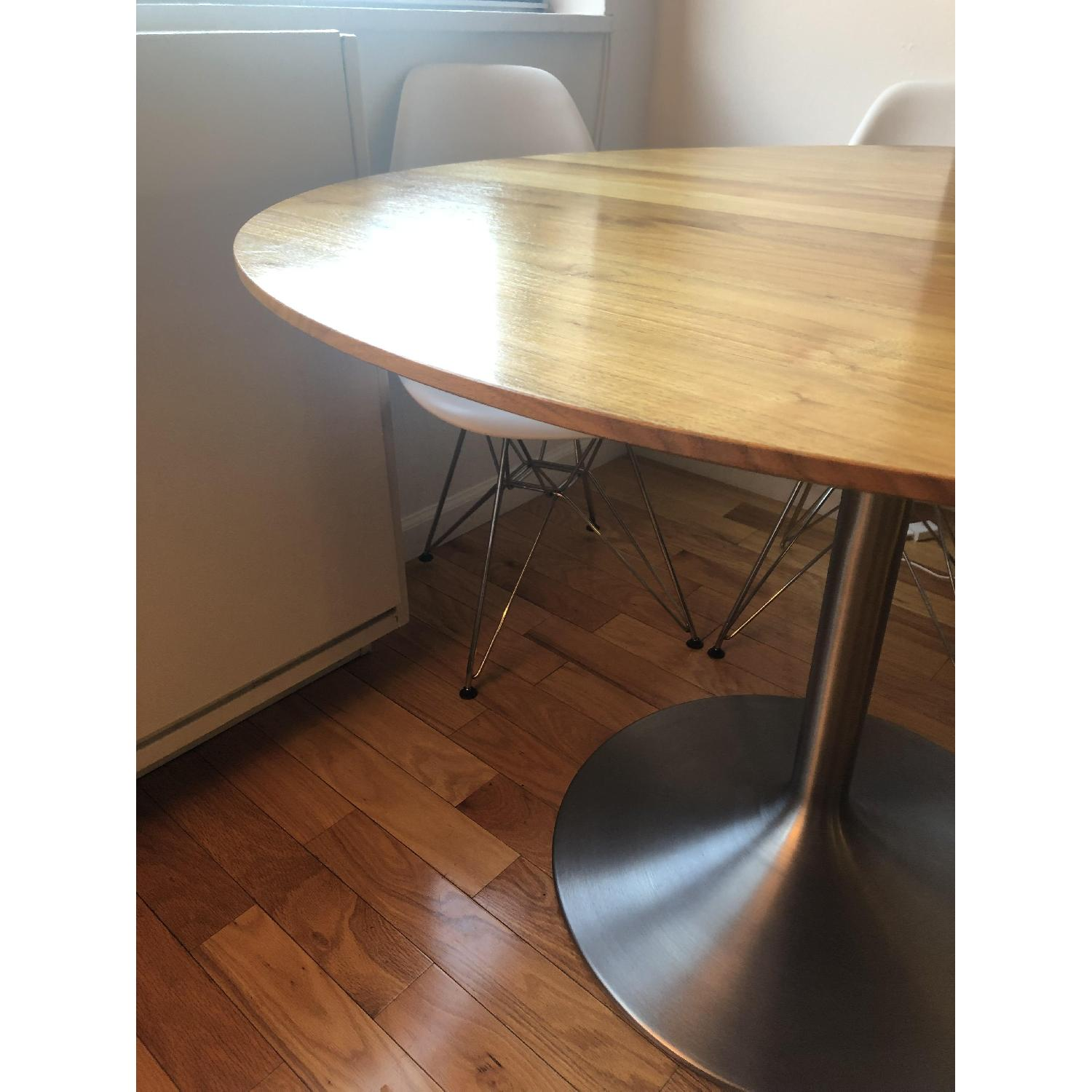 Room & Board Aria Round Dining Table-5