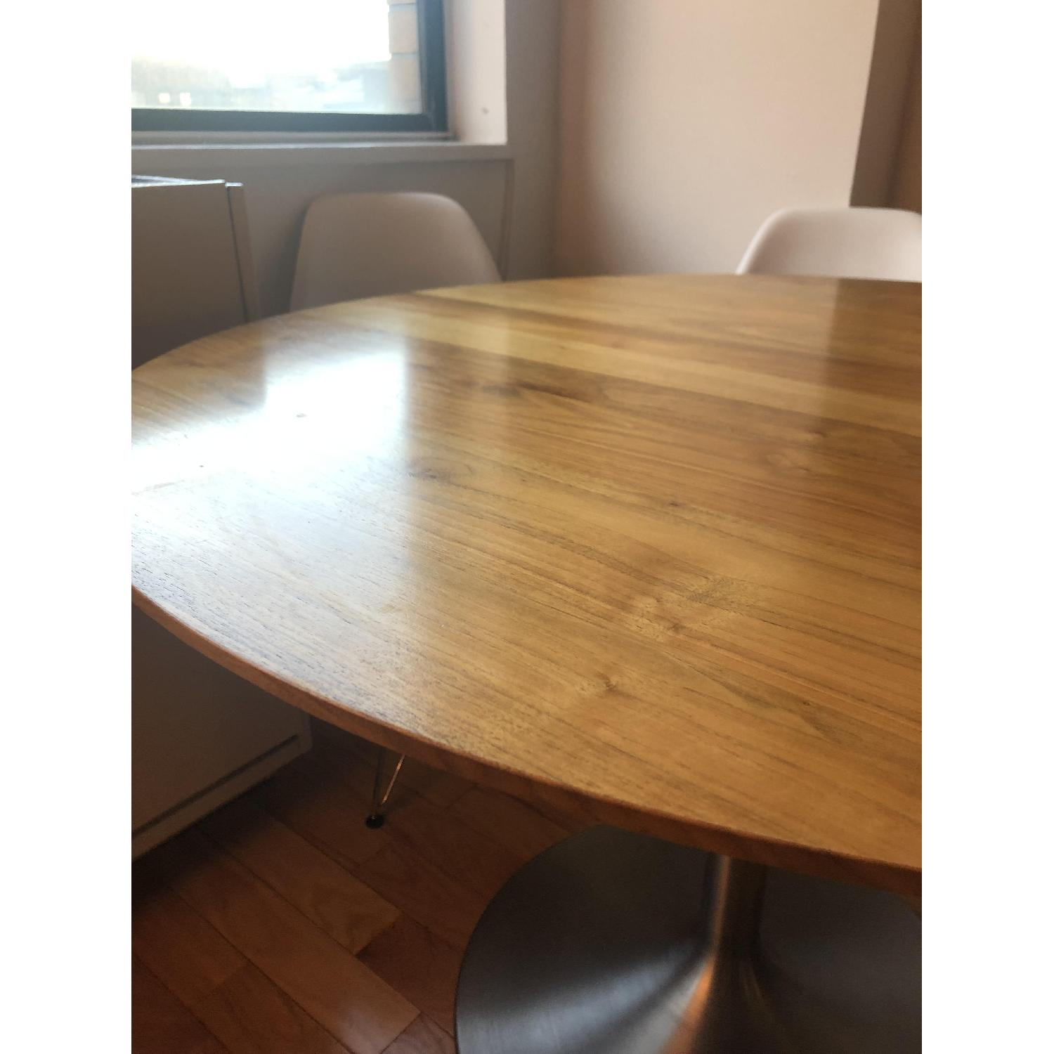 Room & Board Aria Round Dining Table-6