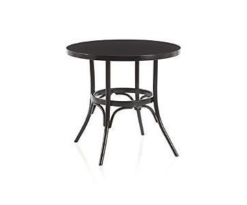 Crate & Barrel Vienna Bistro Table