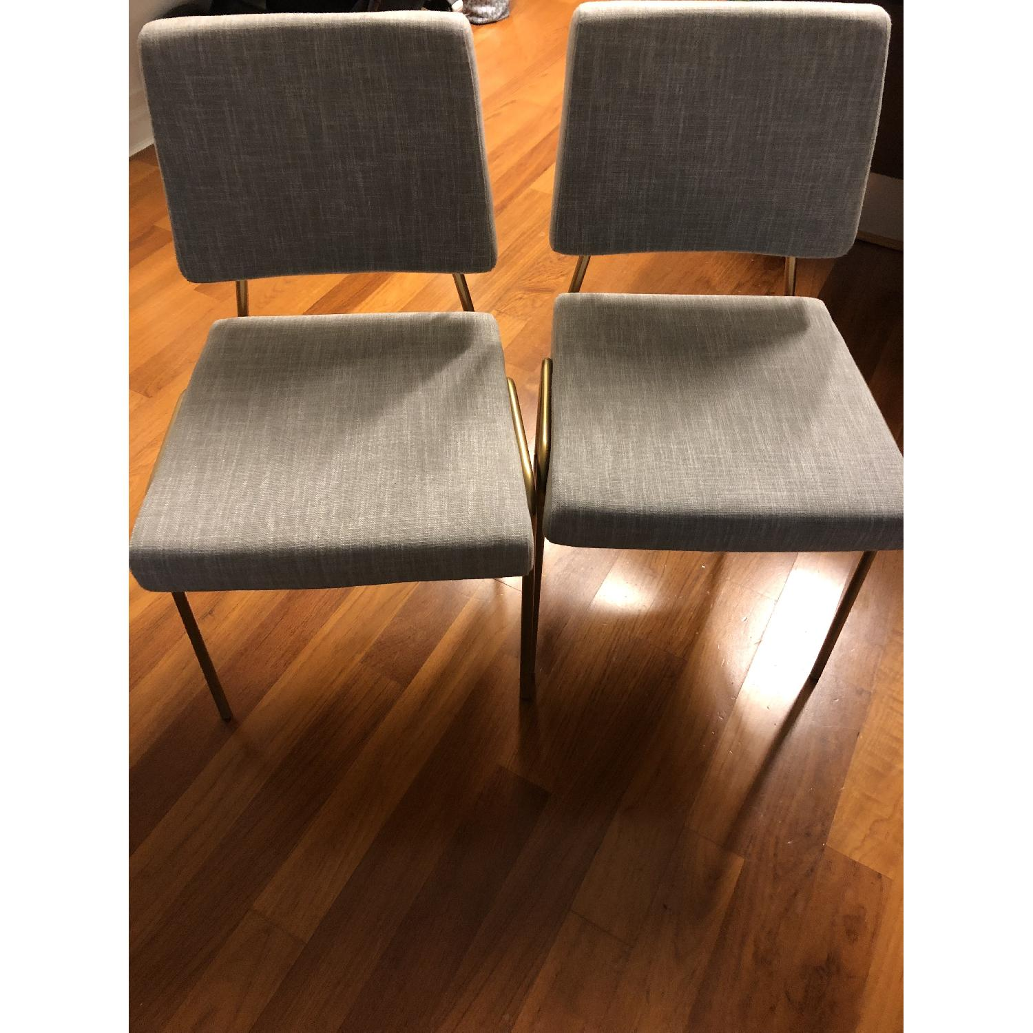 West Elm Wire Frame Dining Chairs-0