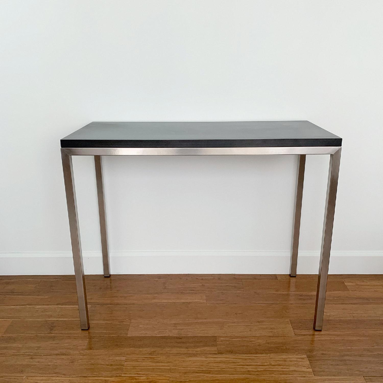 Room & Board Portica Thin Leg Console/Side Table-0