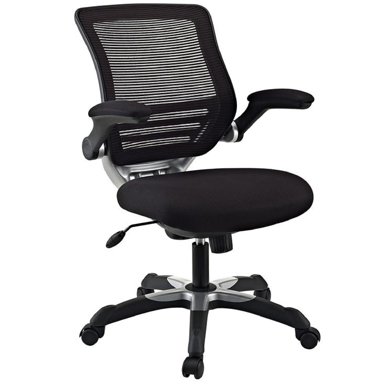 Manhattan Home Design Office Chair in Black