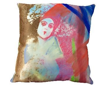 JoAnn Berman Maison Pop Art Pillow
