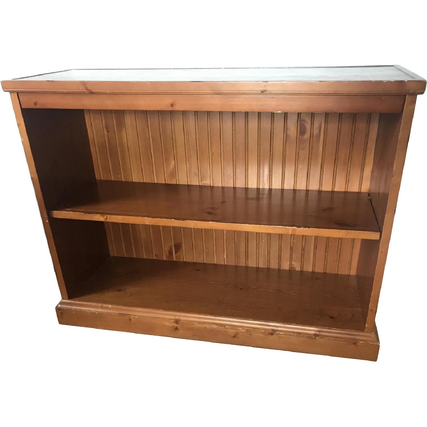 Pottery Barn 2-Shelf Bookshelf