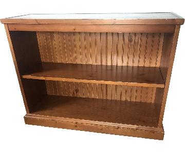 Pottery Barn 2-Shelf Bookshelf