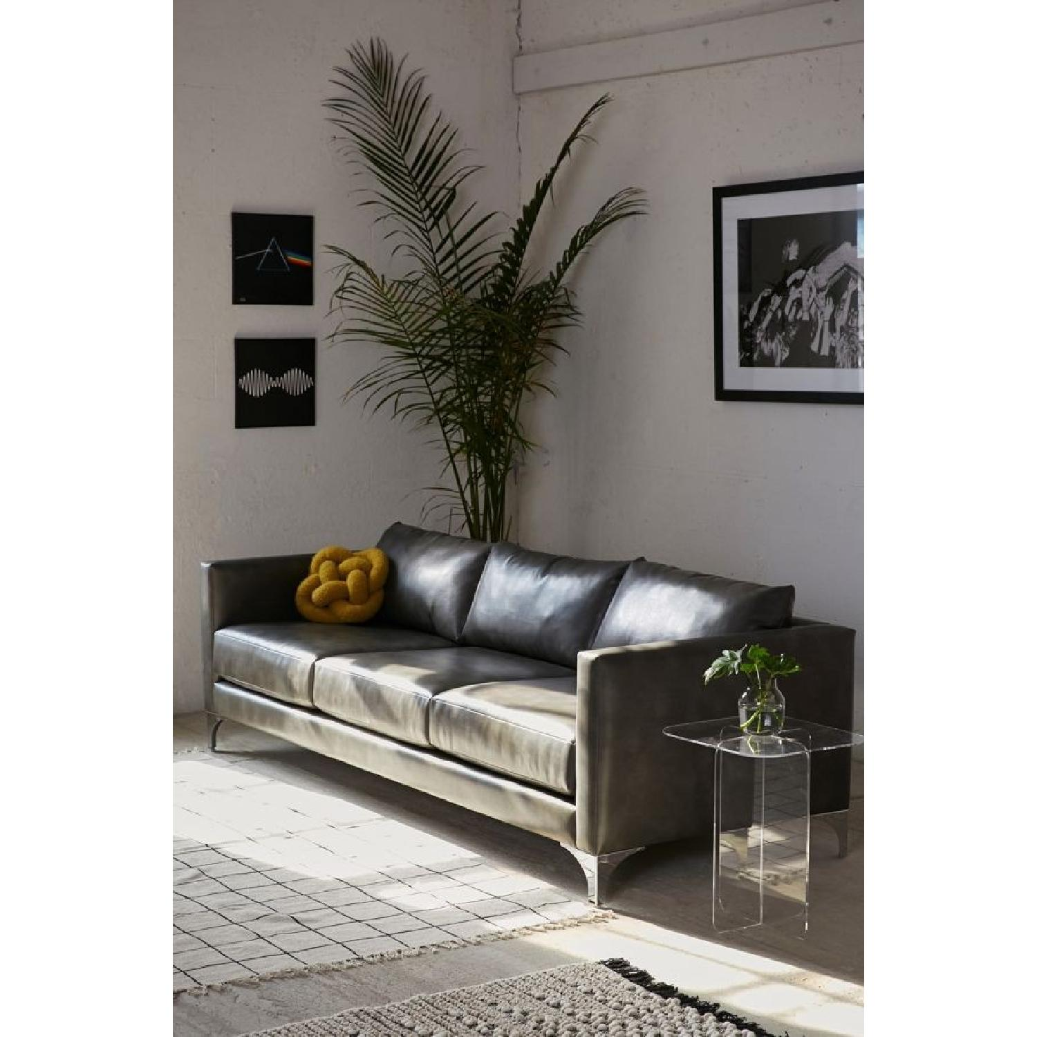 Urban Outfitters Chamberlin Leather Sofa-0