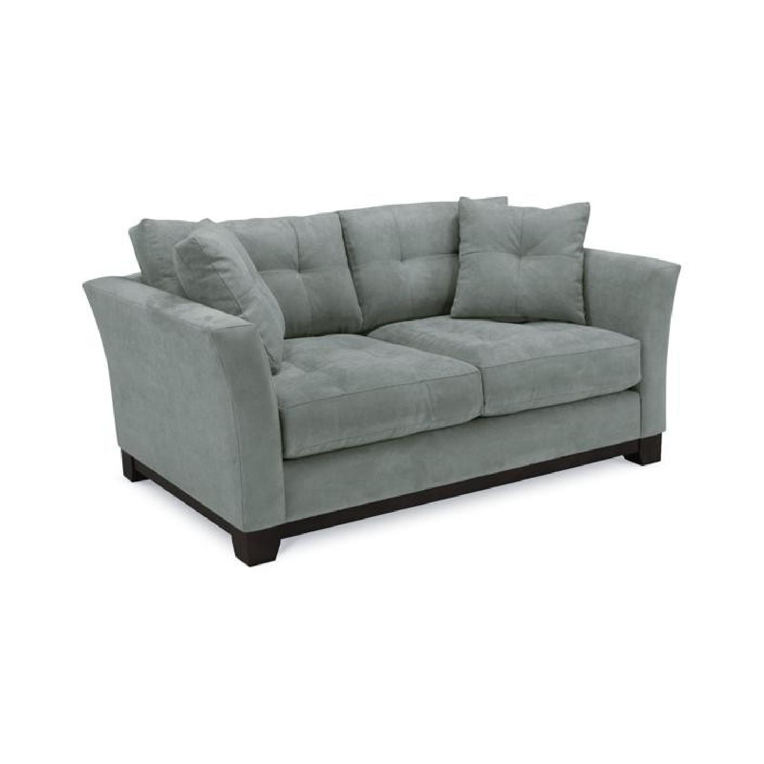 Macy's Grey Loveseat