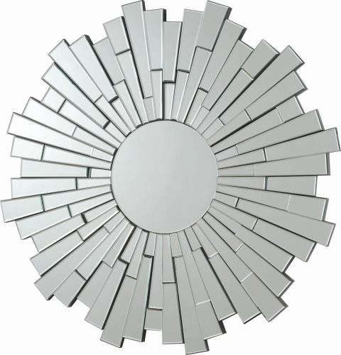Coaster Sun Accent Mirror