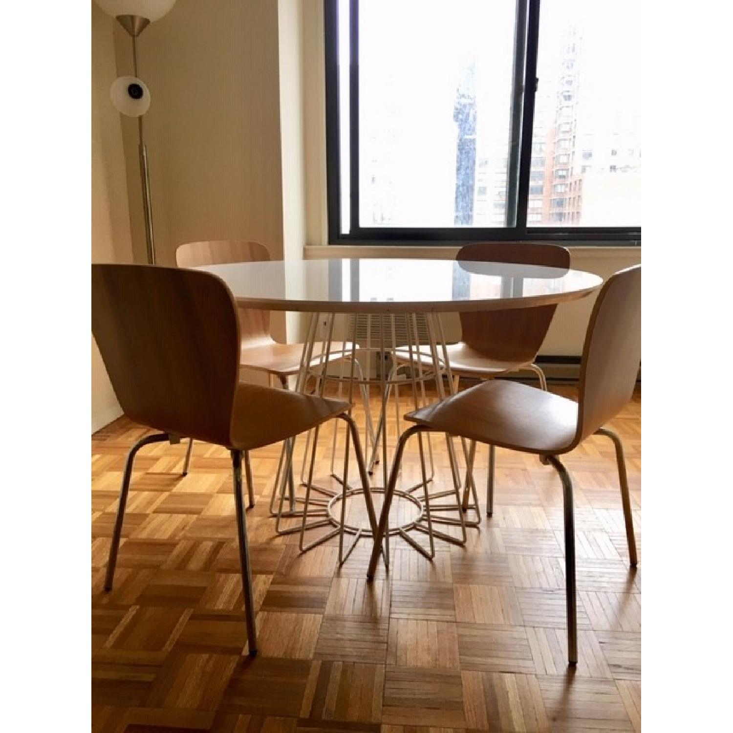 CB2 Compass Dining Table-1