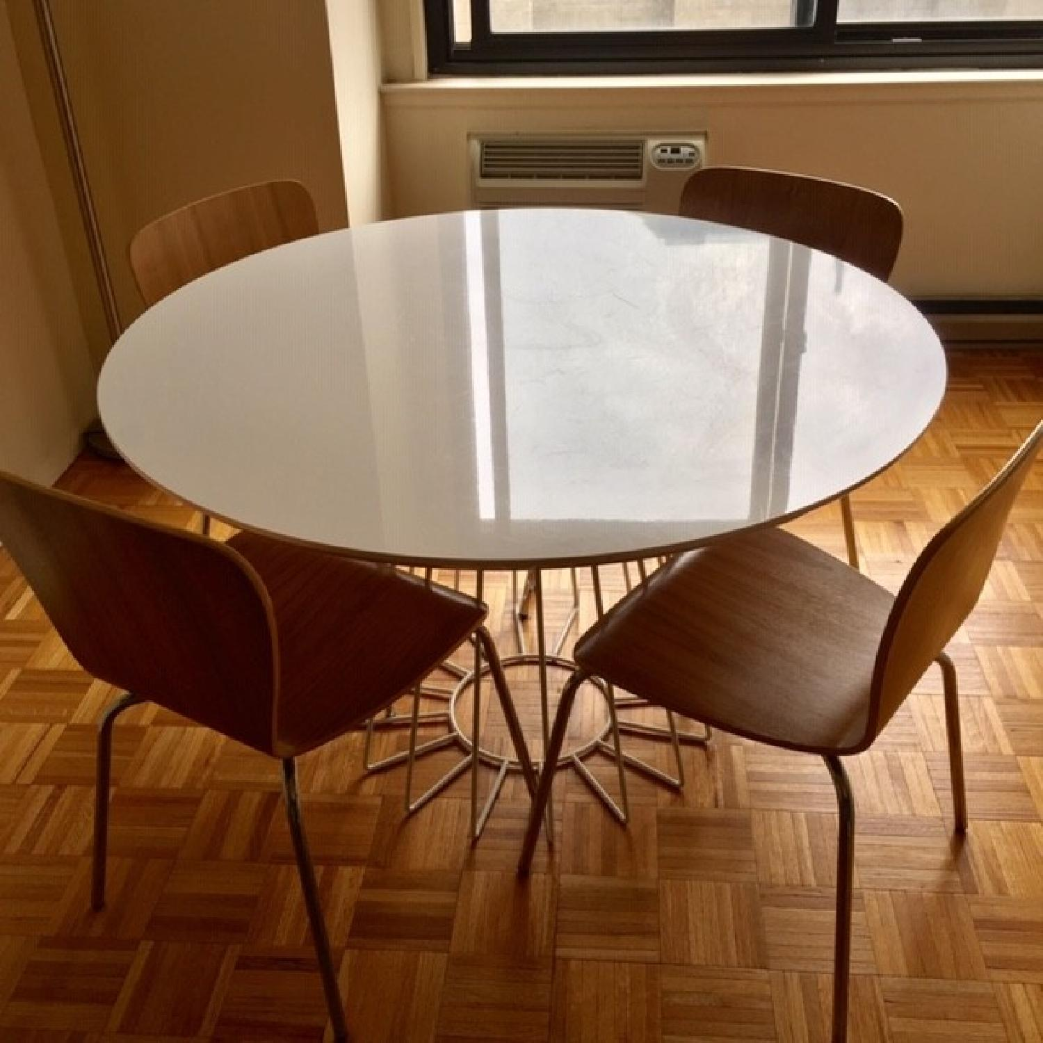 CB2 Compass Dining Table-2