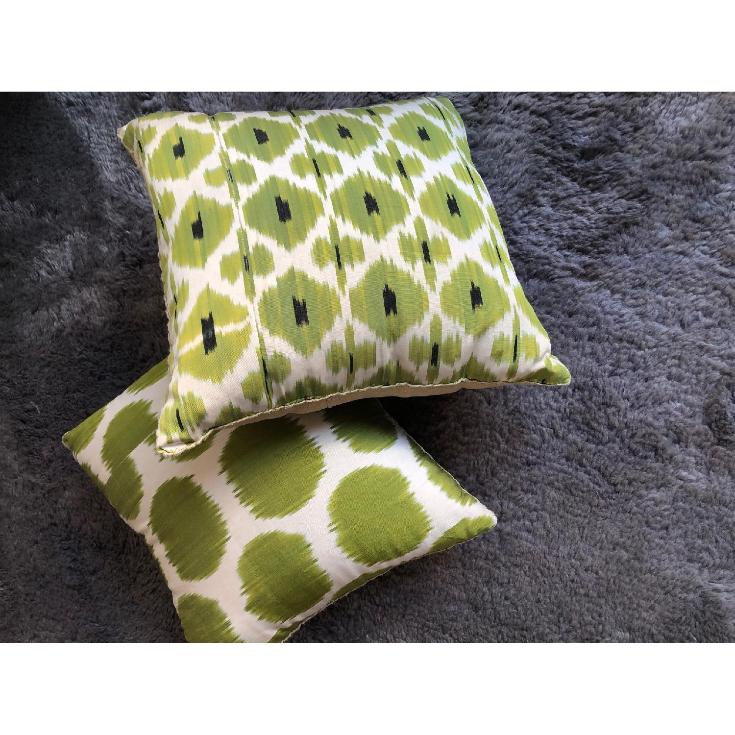 ABC Carpet and Home Madeline Weinrib Pillows