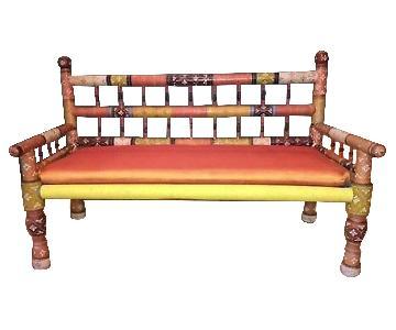 Antique Punjabi Bench