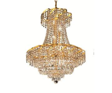 Elegant Lighting Belenus Mini Chandeliers