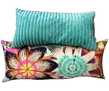 Gracious Home Missoni Pillows